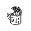 No Milk Pin