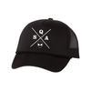 QSA trucker hat