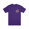 queer life - rainbow t-shirt