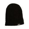 Woven patch Ribbed Toque