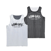 Reversible scrimmage tank