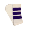 "19"" KNEE HIGH Striped Tube Socks"