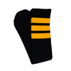 "22"" KNEE HIGH Striped Tube Socks"