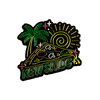 SKIDS TROPICAL ENAMEL PIN