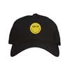 smiley face Dad cap