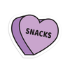 "heart candy 2"" stickers"