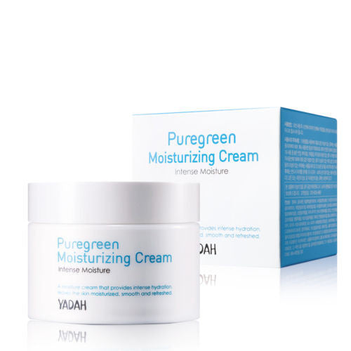 Pure Green Moisturizing Cream (50ml)