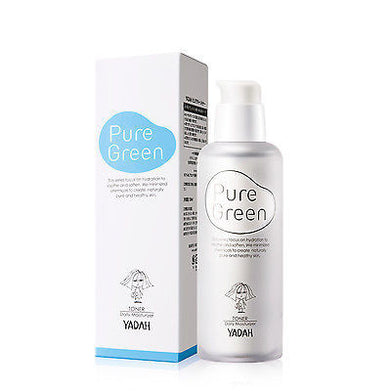 Pure Green Toner (120ml)