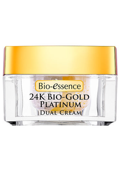 24K Bio-Gold Platinum Dual Cream (40g)