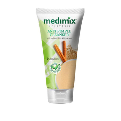 Medimix Anti Pimple Cleanser With Multani Mitti & Cinnamon