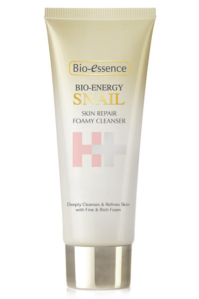 Bio-Energy Snail Snail Repair Foamy Cleanser