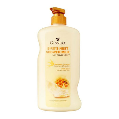 Bird's Nest Royal Jelly Shower Milk (750g)