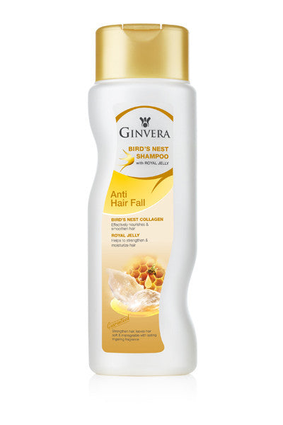 Bird's Nest Shampoo with Royal Jelly Anti Hair Fall