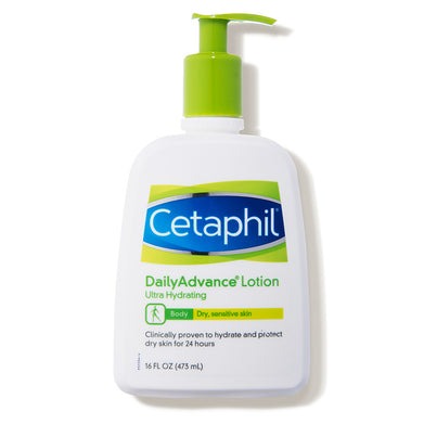 Cetaphil DailyAdvance Lotion 473ml