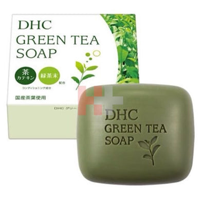DHC Green Tea Soap