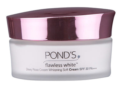 Pond's Dewy Rose Whitening Soft Cream SPF 30 PA+++ 50g