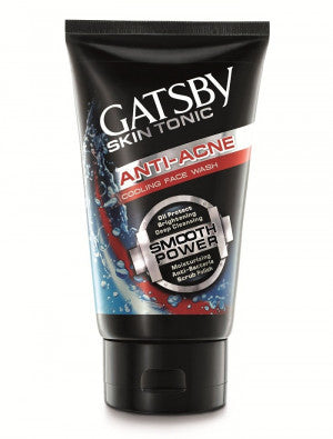 Gatsby Face Wash Anti-Acne 50g