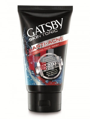 Gatsby Face Wash Anti-Acne 100g