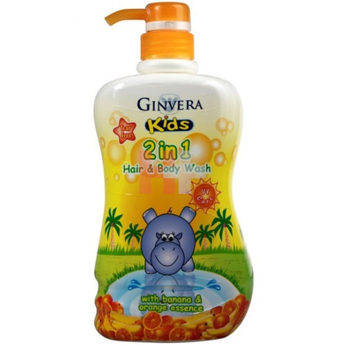 Kids 2in1 Hair & Body Wash (700g)