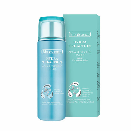 Hydra Tri-Action Aqua Boost Hydra Tri-Action Refreshing Toner (100g)