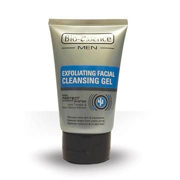 Men Exfoliating Facial Cleansing Gel (80g)