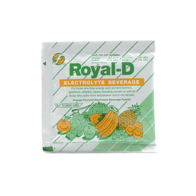 Royal-D Electrolyte Beverage