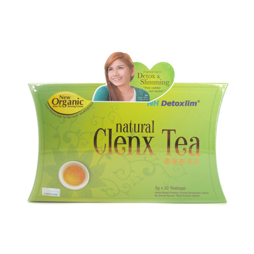 Natural Clenx Tea