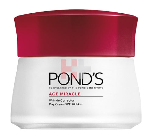 Pond's Age Miracle Day Cream SPF 15 PA++ 50g