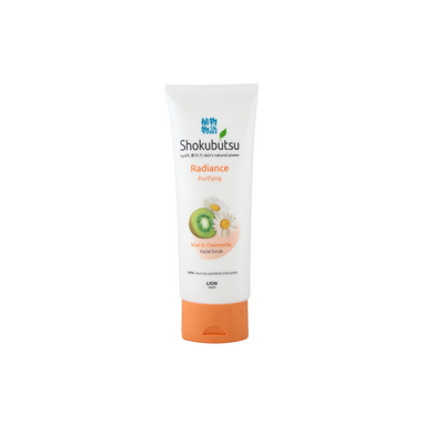 Shokubutsu - Radiance Facial Foam (Purifying) 100g
