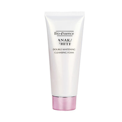 Tanaka White Double Whitening Cleansing Foam (100g)