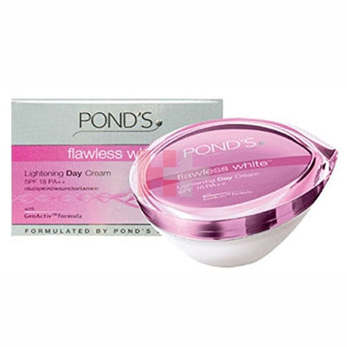 Pond's Flawless White Visible Lightening Day Cream SPF 18 PA+++ 50g