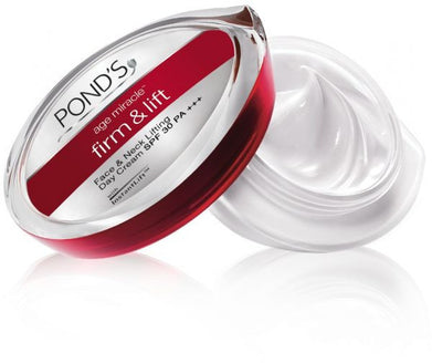 Pond's Age Miracle Firm & Lift Face & Neck Lifting Day Cream SPF30 PA+++ 50g