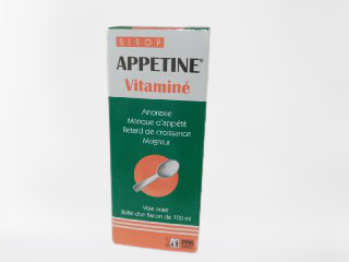 Appetine Vitamine 100ml oral solution