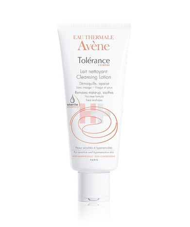 Tolérance Extreme Cleansing lotion