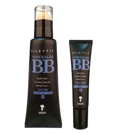 Silky Fit Concealer BB Sensitive Skin SPF34 PA++