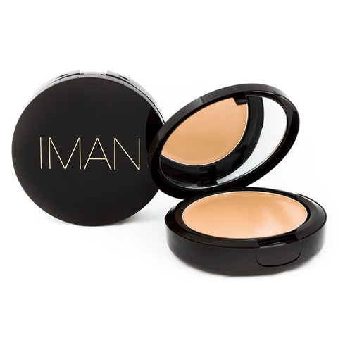 IMAN Cosmetics Second to None Cream to Powder Foundation (10g) - Melariche