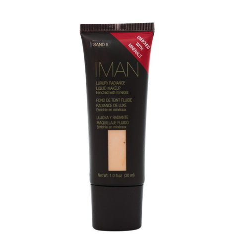 IMAN Cosmetics Luxury Radiance Liquid Foundation (30ml) - Melariche