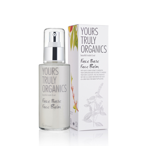 Yours Truly Organics Face Base Face Balm (100ml) - Melariche