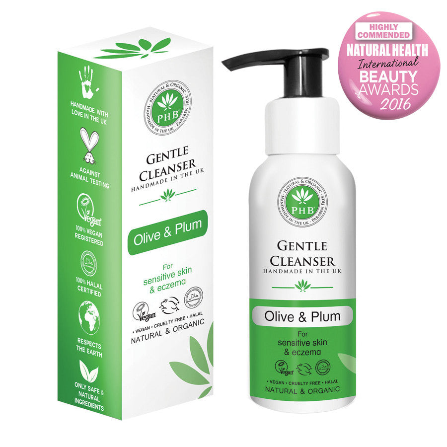 PHB Ethical Beauty Gentle Cleanser with Olive & Plum - Melariche
