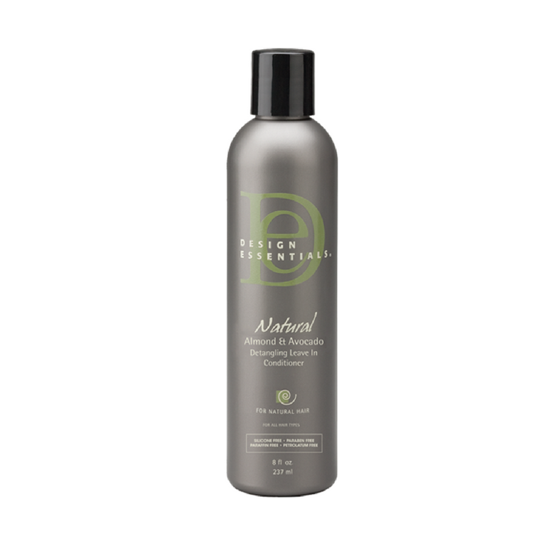 Design Essentials Almond & Avocado Leave In Conditioner (227g) - Melariche