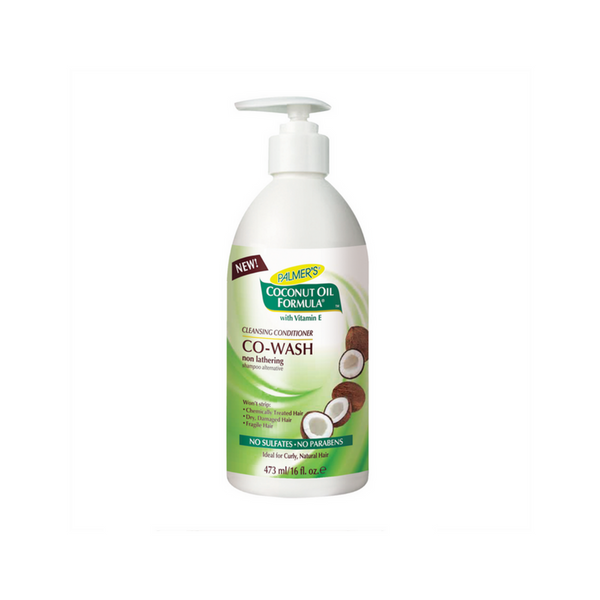 Palmer's Coconut Oil Formula Co-Wash Cleansing Conditioner (473ml) - Melariche