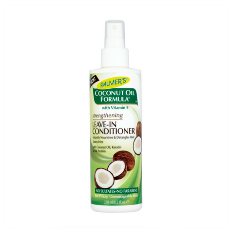 Palmer's Coconut Oil Formula Strengthening Leave in Conditioner (250ml) - Melariche