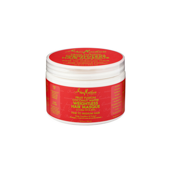 Shea Moisture Fruit Fusion Coconut Water Weightless Masque - Melariche