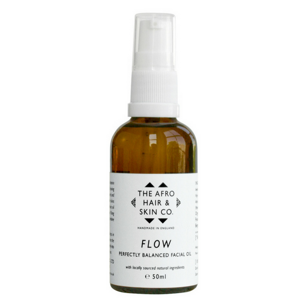 The Afro Hair & Skin Co. FLOW - Perfectly Balanced Facial Oil (50ml) - Melariche