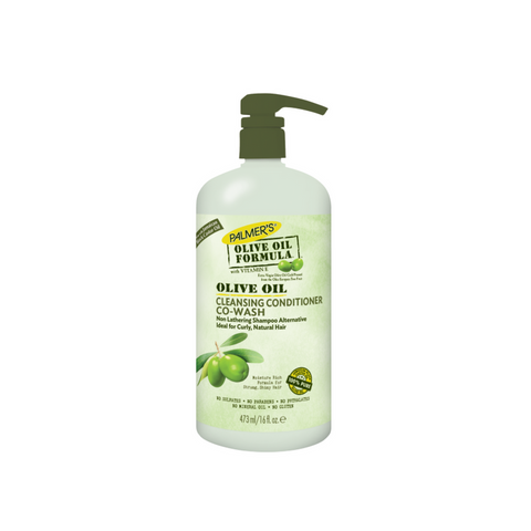 Palmer's Olive Oil Formula Co-Wash Cleansing Conditioner (473ml) - Melariche
