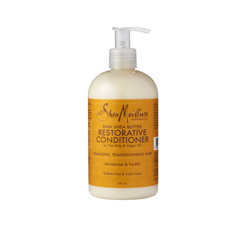 Shea Moisture Raw Shea Butter Restorative Conditioner (379ml) - Melariche
