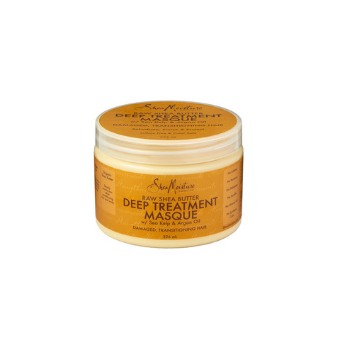 Shea Moisture Raw Shea Butter Deep Treatment Masque (326ml) - Melariche