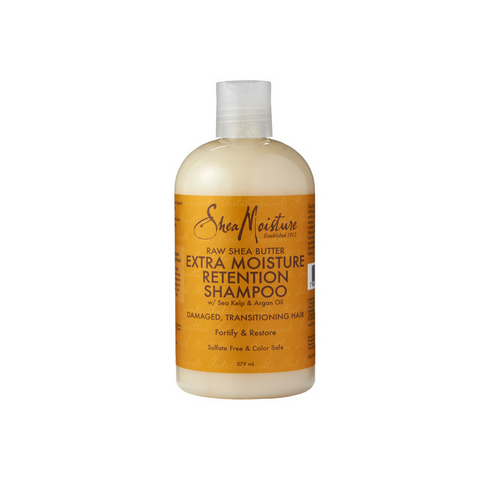Shea Moisture Raw Shea Butter Moisture Retention Shampoo (379ml) - Melariche