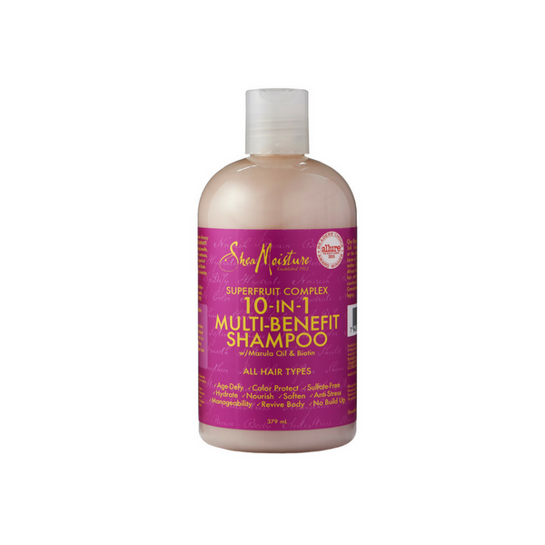 Shea Moisture Superfruit Complex 10-IN-1 Multi-Benefit Shampoo (379ml) - Melariche