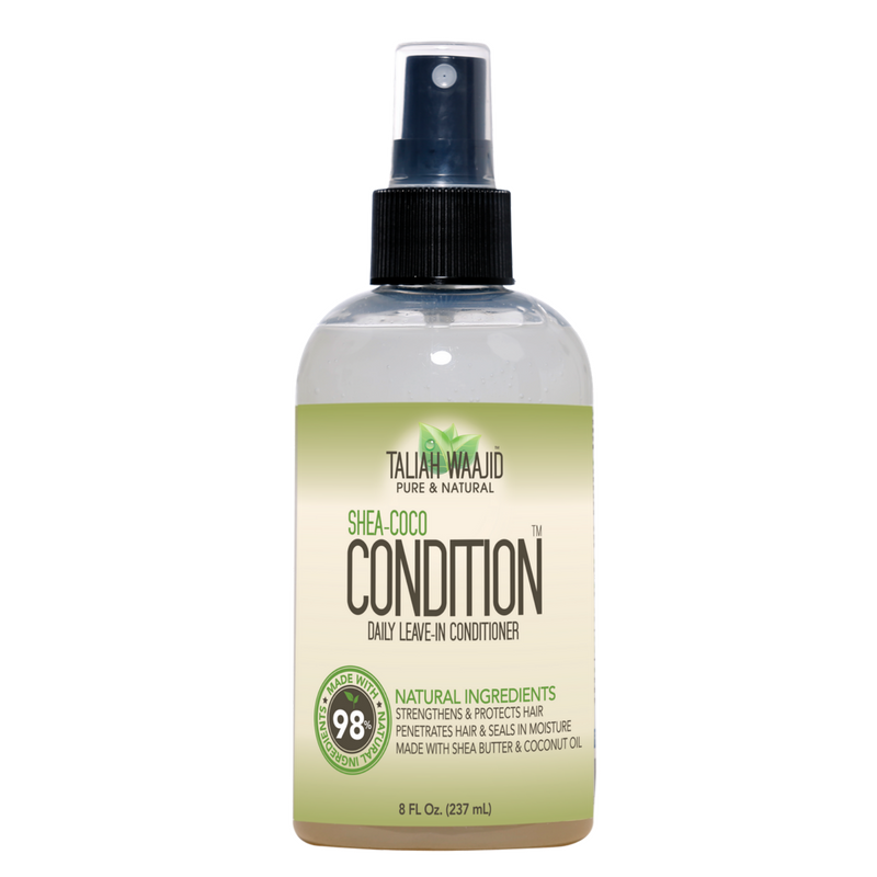 Taliah Waajid Shea-Coco Leave In Conditioner Spray (237ml) - Melariche